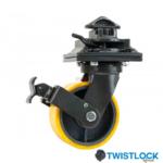 Container Castor Wheels - Twistlock Africa