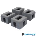 Container corner castings - Twistlock Africa